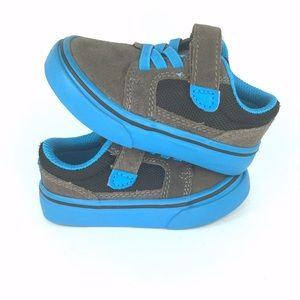 Cherokee Suede Infant Boys Size 5 Sneakers